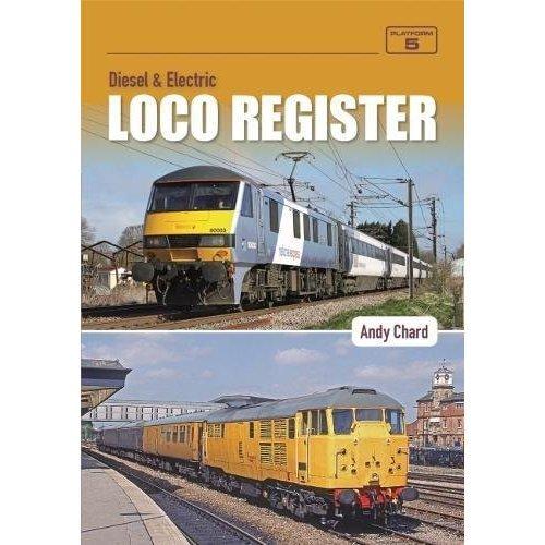 Diesel & Electric Loco Register