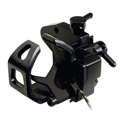 New Archery Products Apache Arrow Rest Right Hand (Black)