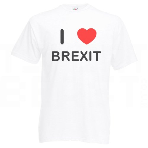 I love Brexit - T Shirt