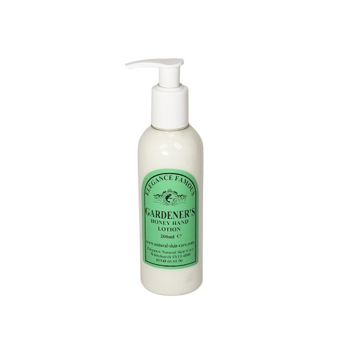 Famous Gardener's Honey Hand Lotion 200ml