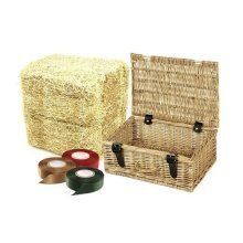 25 Wicker Picnic Basket Gift Packs 36cm Basket