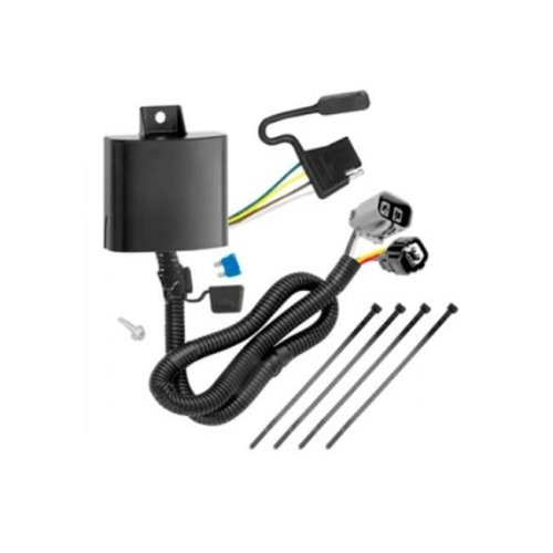 tow ready 118269 replacement oem tow package wiring harness 4-flat on onbuy