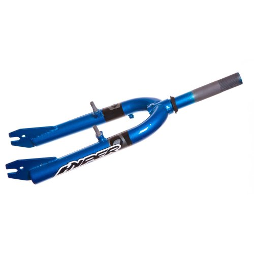 """HYPER BLUE 20"""" Boys replacement BIKE FORKS (140mm x 1"""") STEERER THREADED New"""