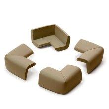 Cushiony Corner Guards Chocolate