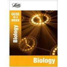 Letts Gcse in a Week Revision Guides: Biology