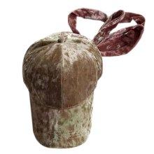 Fashion Baseball Cap Sun Hats Adjustable Cap  Outdoor Sport Hats, Khaki
