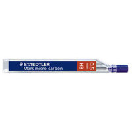 Staedtler Mars micro carbon lead refill HB