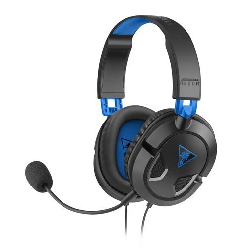 Turtle Beach Ear Force Recon 50P Stereo Gaming Headset PS4/Xbox One/Mac/PC DVD/Playstation Vita