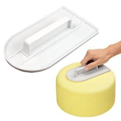 TRIXES Cake Smoother Kitchen Tool