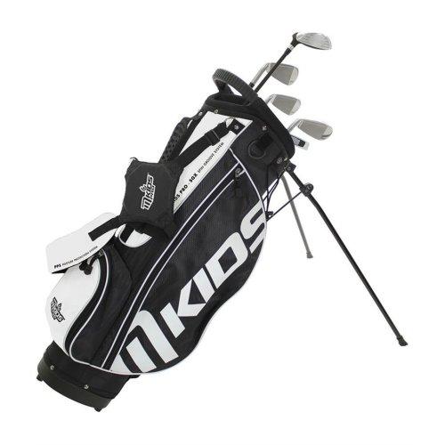 MKids Pro Junior Kids Golf Bag and Clubs Half Set