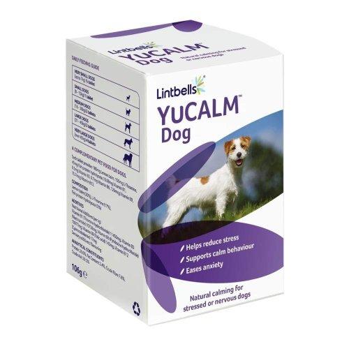 Lintbells YuCALM Dog Tablets