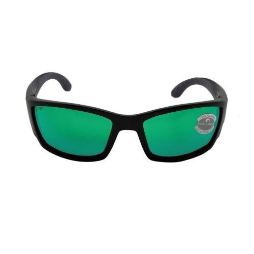 Costa Del Mar Mag Bay Polarized Shiny Black Sunglasses - AA-11-OGMP