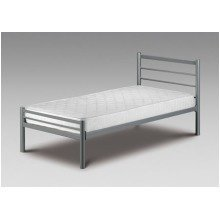 Alpine Single Bed Aluminium
