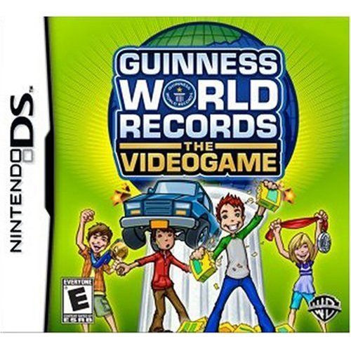 Game - Guinness World Records: The Videogame / Game