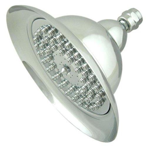 Kingston Brass K306C1 8 Inch Diameter Bell Shape Shower Head - Polished Chrome