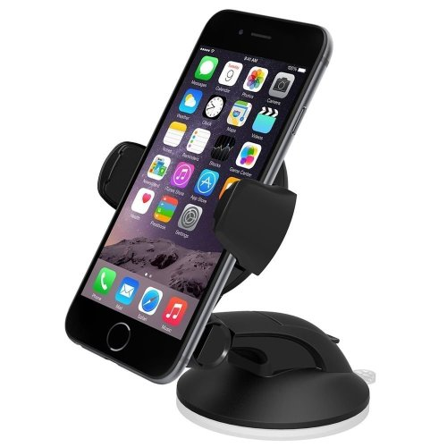 ULTRICS® Universal In Car Windscreen Mount Suction Holder Cradle For Mobile iPhone GPS MP4, Universal Car Vehicle Truck Van and Desktop Mount and...