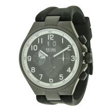 Fossil Silicone Chronograph Mens Watch CH2918