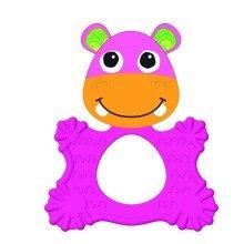 Lamaze Teethimals Baby Teether - Lulu the Hippo