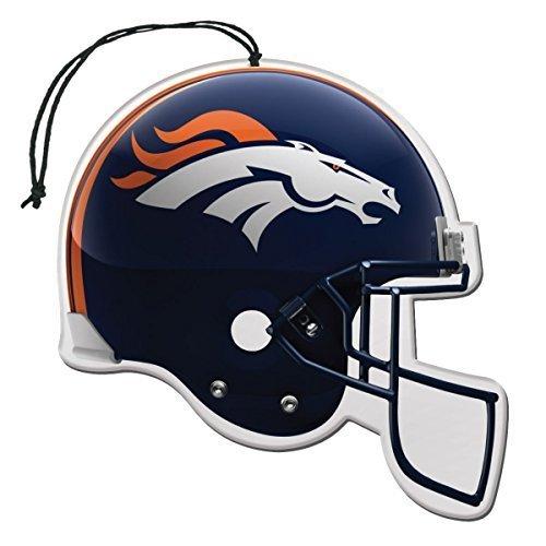 NFL Denver Broncos Auto Air Freshener, 3-Pack