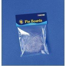 Pbx2456000 - Playbox - Pinboards (transparent) - Small - 5 Pcs