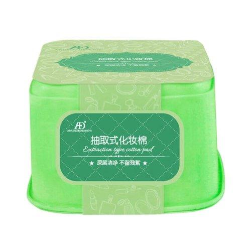 Green Box Soft 300pcs Skin Care Makeup Cotton Pads