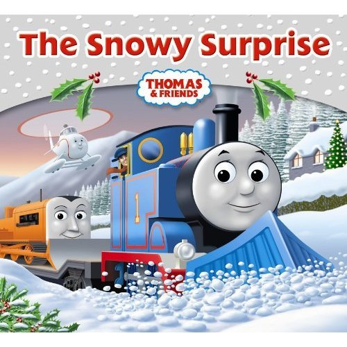 Thomas & Friends: The Snowy Surprise (Thomas Story Library)