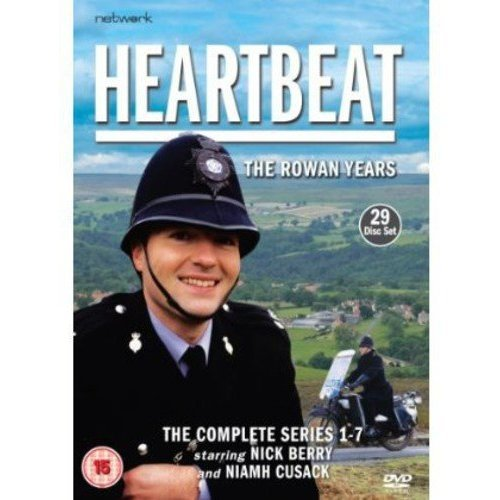 Heartbeat -The Complete Series 1 to 7: The Rowan Years [DVD]