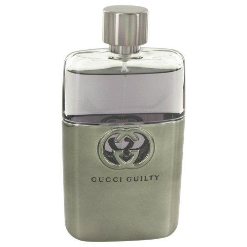 Gucci Guilty by Gucci Eau De Toilette Spray (Tester) 3 oz