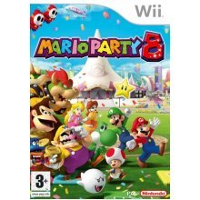 Wii - Mario Party 8 (Wii)