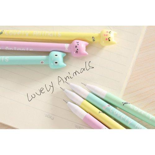Colourful Kitten Cats Ballpoint Pens
