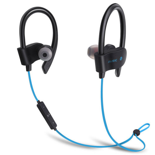 56s wireless bluetooth headset earhook sports headset