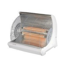 Heat and Light HL02 Radiant 2-Bar Electric Heater, 1800 Watt