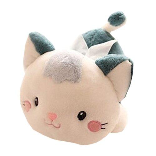 Plush Doll for Kids Naught Cat Plush Toy Stuffed Gift (H)30CM