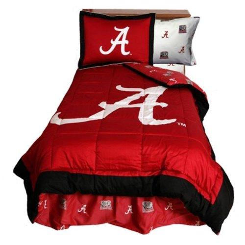 College Covers ALACMKG Alabama Reversible Comforter Set -King