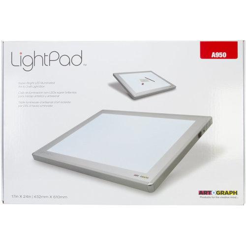 "LightPad Light Box-17""X24""X.625"" FOB: MI"