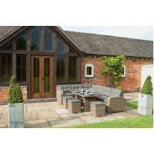 Thornbury corner dining-set