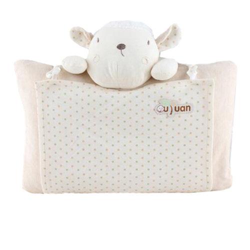 Little Cute Soft Sleep PillowCotton Prevent Flat Head Pillows Adorable Pillow, #Q