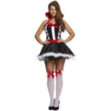 Sexy Queen of Hearts Fancy Dress Costume