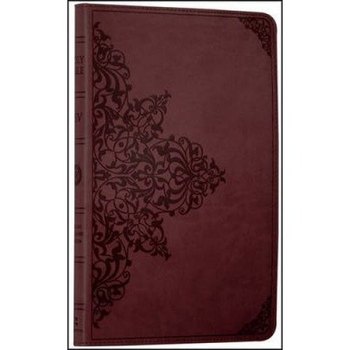 Holy Bible: English Standard Version (esv) Anglicised Chestnut Ornamental Thinline Edition: English Standard Version (esv)