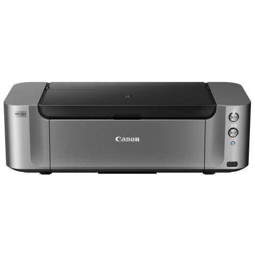 Canon PIXMA PRO-100S Inkjet 4800 x 2400DPI Wi-Fi Black,Grey photo printer