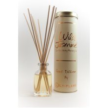 Lily Flame Reed Diffuser - Wild Jasmine