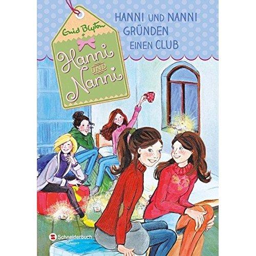 Hanni und Nanni, Band 14: Hanni und Nanni gründen einen Club