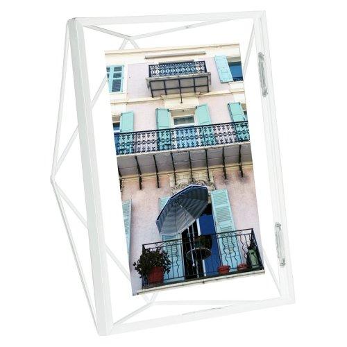 Umbra Prisma Metal Photo Display, White