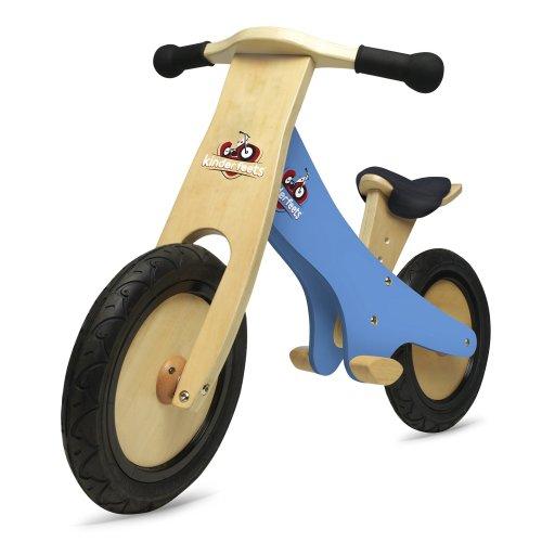 Kinderfeets 17684 Blue Chalkboard Classic Balance Bike