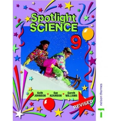 Spotlight Science 9 - Framework Edition: Framework Edition Year 9