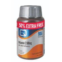 Quest  Vitamin C 500Mg - Extra Fill 60 30s