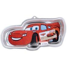 """Novelty Cake Pan-Lightning McQueen 13.75""""X6.25""""X2.75"""""""