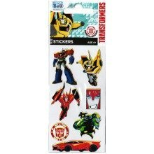 Transformers Stickers - Set of 3 Sheets