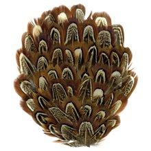 Pheasant Feather Pad-Almond