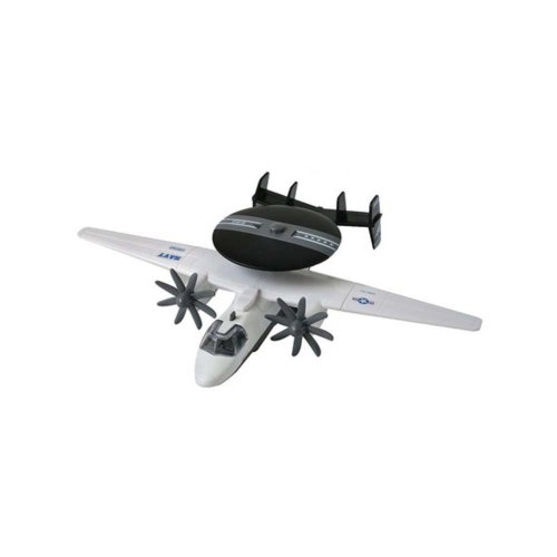 Children's Aircraft Model Toys Simulation Fighter / Airliner Boy Gift_E-2C#1